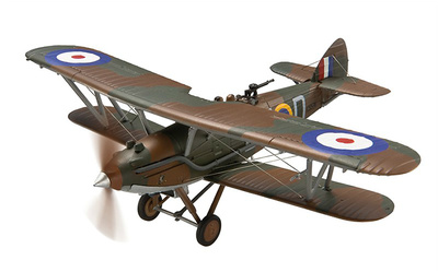 Hawker Audax K4853, No.28 Sqn, Kohal, India, 1941, 1:72, Corgi