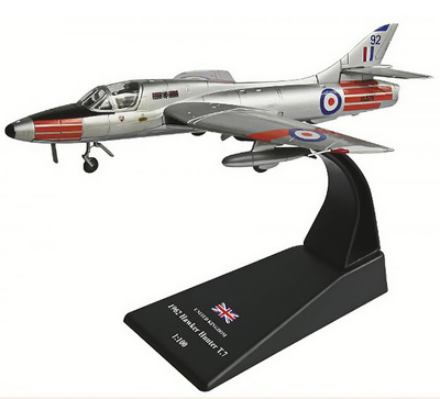 Hawker Hunter T.7 RAF XL579, 1962, 1:100, Amercom