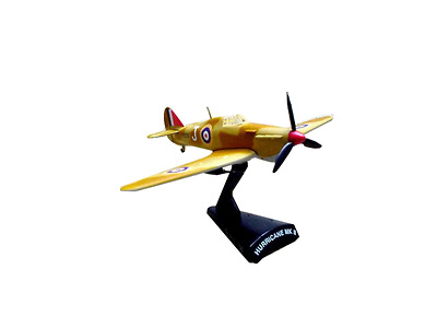 Hawker Hurricane Mk II,1:100, Model Power