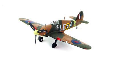 Hawker Hurricane Mk.I Flying Officer W.L. McKnight No 242 (Canadian)  Sqn., RAF  Coltishall, Dec 1940, 1:48, Hobby Master