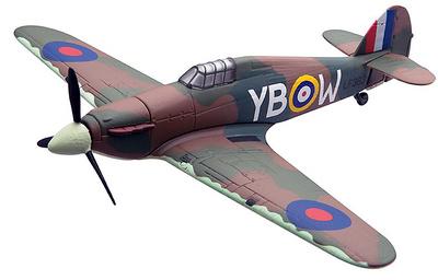 Hawker Hurricane MkII, RAF, 1:72, Corgi