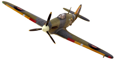 Hawker Sea Hurricane 1b, Fleet Air Arm, HMS Indomitable, Mayo, 1942, 1:72, Corgi