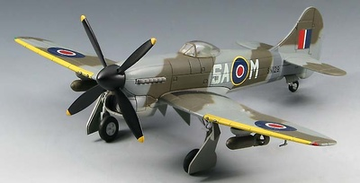 Hawker Tempest Mk.V No. 486 Squadron, Royal New  Zealand Air Force, 1:72, SkyMax