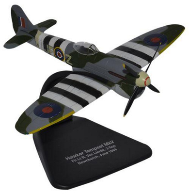 Hawker Tempest MkV No.3 Sqn. Newchurch, 1944, 1:72, Oxford