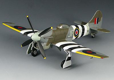 Hawker Tempest V, JN765, No.3 Squadron, Newchurch, 1:72, SkyMax