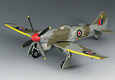 Hawker Tempest V, NV724, Free French Air Force, No.3 Squadron, 1:72, SkyMax