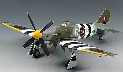 """Hawker Tempest V, No.150 Wing, June 1944 """"Roland Beamont"""", 1:72, Sky Max"""