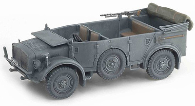 Heavy Uniform Personnel Vehicle Type 40, 1:72, Dragon Armor