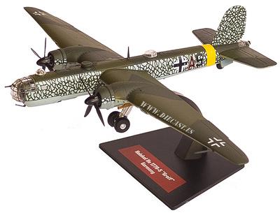 """Heinkel HE 177A-5 """"Greif"""", Germany, 1:144, Altaya"""