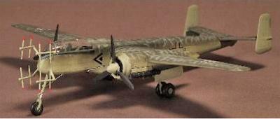 Heinkel HE 219 A-7 UHU, Alemania, 1:72, War Master
