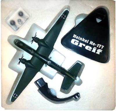 Heinkel He-177, Greif, 1:144, Altaya
