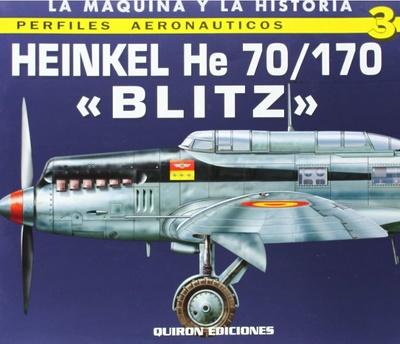 Heinkel He 70/170 Blitz (libro)