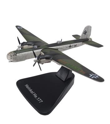 Heinkel He.177 Greif, 1942/45, 1:144, Editions Atlas