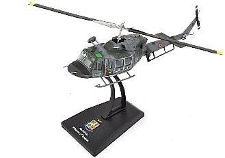 Helicóptero AB-212 ICO, 9º Stormo 21st Gruppo, Aviación Militar Italiana, 1:100, RCS Libri