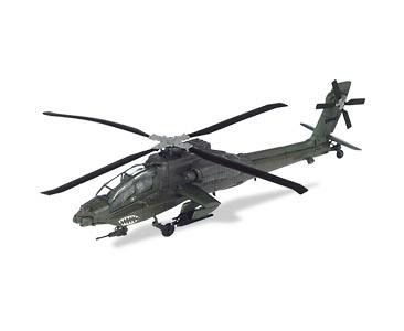 Helicóptero AH-64A Apache (USA), 1:72, Planeta DeAgostini
