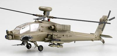 Helicóptero AH-64D, 99-5118, USA, compañía C, 1-3º ATKHB, 3ª División de Infantería, Irak, Marzo 2003, 1:72, Easy Model