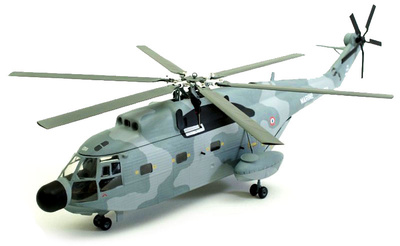 Helicóptero Aerospatiale SA321 Super Frelon, Francia, 1:72, Altaya
