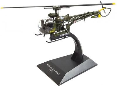 Helicóptero Agusta-Bell OH-13G Sioux, 1:72, Planeta DeAgostini