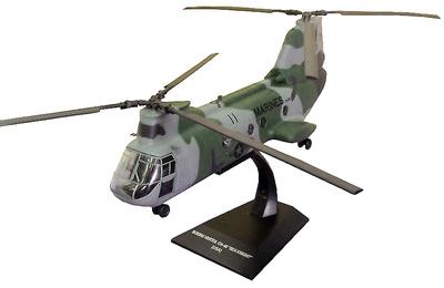 Helicóptero Boeing Vertol CH-46E Sea Knight, USA, 1:72, Planeta DeAgostini