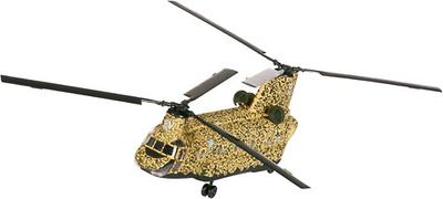 Helicóptero Boeing-Vertol Chinook HC.1, 'SAS', RAF, 1:72, Corgi