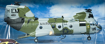 Helicóptero CH-46F, Marines, Seaknight, 1:72, Easy Model