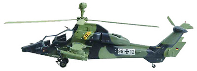 Helicóptero EC-665, TIGER UHT.9812, German Army, 1:72, Easy Model