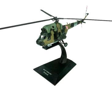 Helicóptero MI-2T Hoplite, Polonia, 1:72, Planeta DeAgostini