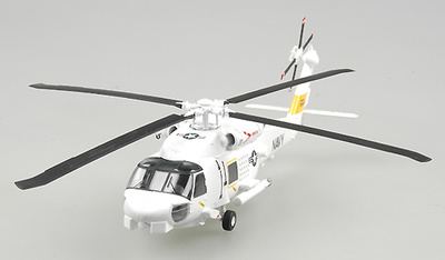 Helicóptero SH-60F Ocean Hawk, RA-19 of HS-10, 1:72, Easy Model