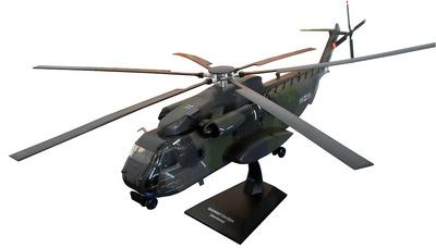 Helicóptero Sikorsky CH-53GA, Alemania, 1:72, Altaya