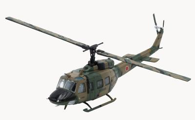 Helicóptero UH-1J Iroquois (Huey), JGSDF,  Japón, 1:100, DeAgostini