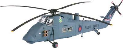 Helicóptero Westland Wessex HAS.3 - XP142 'Humphrey', 1:72, Corgi
