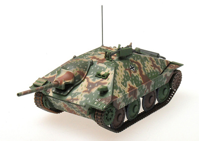 Hetzer (early), Stug.Abt 1708, France, October, 1944, 1:72, Panzerstahl