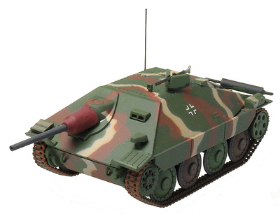 Hetzer (starr) Prague, May 1945, 1:72, Panzerstahl