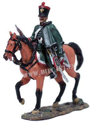 Horse Grenadier Scout, Imperial Guard, 1:30, Del Prado