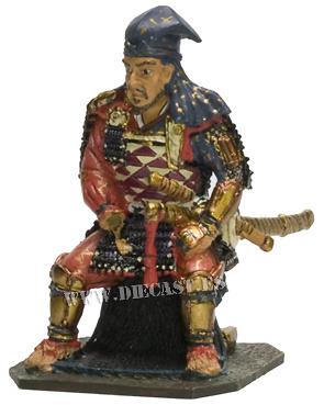 Houjou Souun, Samurai, 1:30, Del Prado