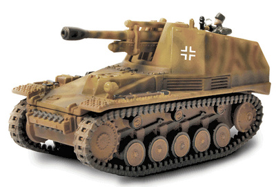 Howitzer Wespe, 12th SS Panzer Division,  Normandy, 1944 , 1:72, Forces of Valor