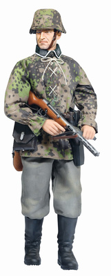 """Hubert Metzger"" SSVT Section Leader, Regiment ""Germania"", Francia, 1940, 1:6, Dragon Figures"