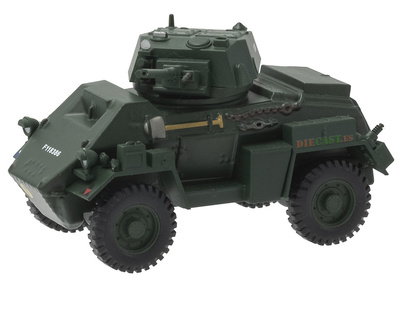 Humber Mk IV, Armoured Car, 1944, 1:43, Atlas