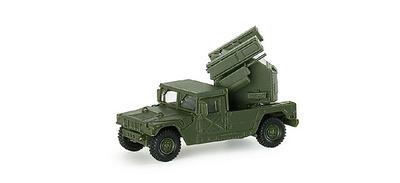 """Hummer + """"AVENGER"""" US, 1:87, Minitanks"""