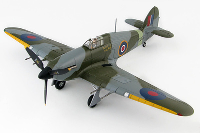 "Hurricane IIc ""The Last of the Many!"" PZ865,  1944, 1:48, Hobby Master"