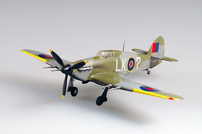 Hurricane MK11, 87 Sqn, 1942, 1:72, Easy Model