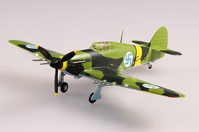 Hurricane MK11, Finlandia, 1942, 1:72, Easy Model