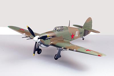 Hurricane MKII Trop, Frente del Este, Rusia, 1941, 1:72, Easy Model