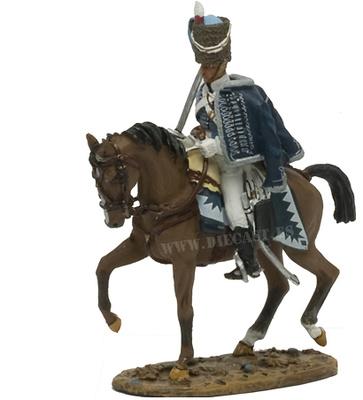 Husar, Caballería Ligera, Gran Bretaña, 1813, 1:30, Del Prado