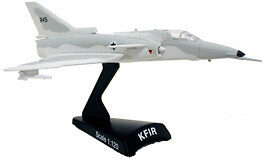 IAI Kfir (Hornet), Israel (1981), 1:120, Model Power