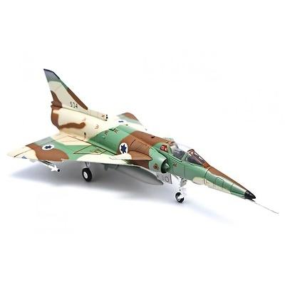 IAI Kfir C.7, Israel, 1:72, Falcon Models