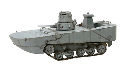"IJN Type 2 ""Ka-Mi"" w / Floating Pontoon, Early Production, Kwajalein Island, 1944, 1:72, Dragon Armor"