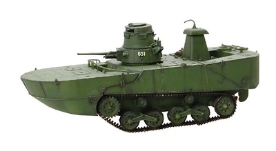 "IJN Type 2 ""Ka-Mi"" w/Floating Pontoon Late Production Ormoc Leyte, Philippines 1944, 1:72, Dragon Armor"