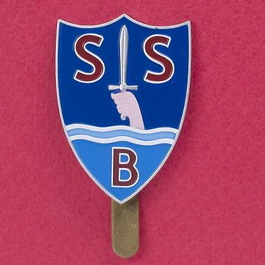 INSIGNIA DE COMANDOS S.B.S. DEL EJERCITO INGLES