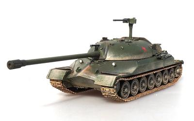 IS-7, Tanque Pesado Soviético, 1:72, Panzerstahl